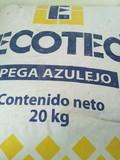 precio bulto Pegazulejo Ecotec