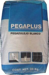 precio Bulto de Pegazulejo Pegaplus