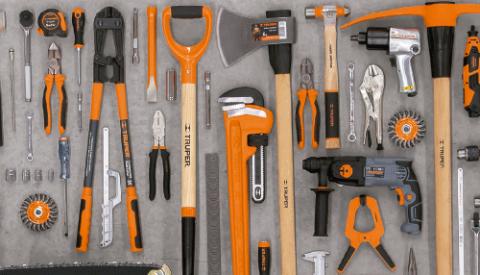 herramientas para construccion