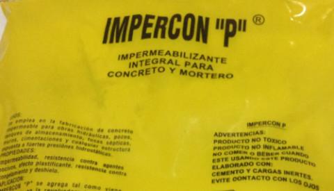 impercon p proconsa precio
